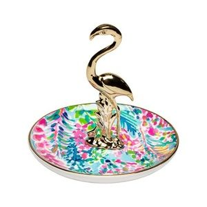Lilly Pulitzer ring tray